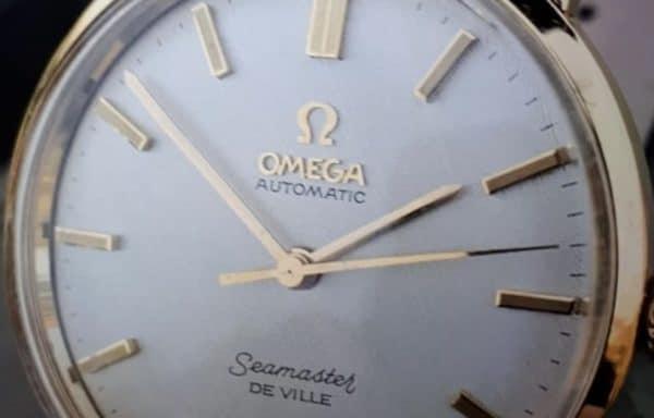1961 Omega Seamaster De Ville automatic
