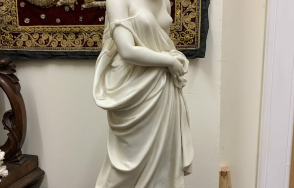 LADY GODIVA PARIAN WARE LARGE FIGURE FOR SALE
